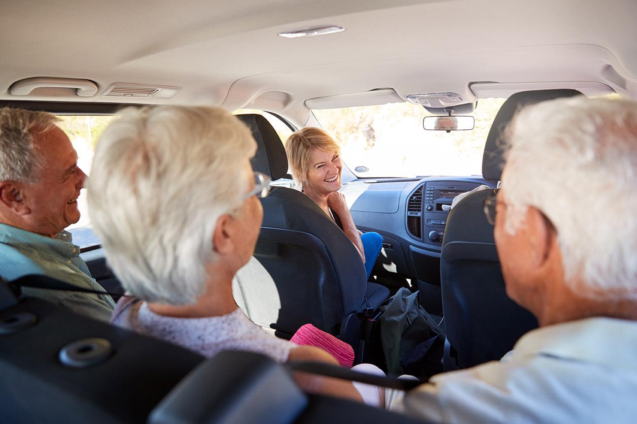 15 Passenger Van Rental Los Angeles